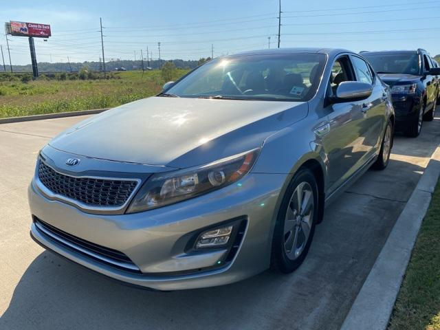 2016 Kia Optima Hybrid EX [16]
