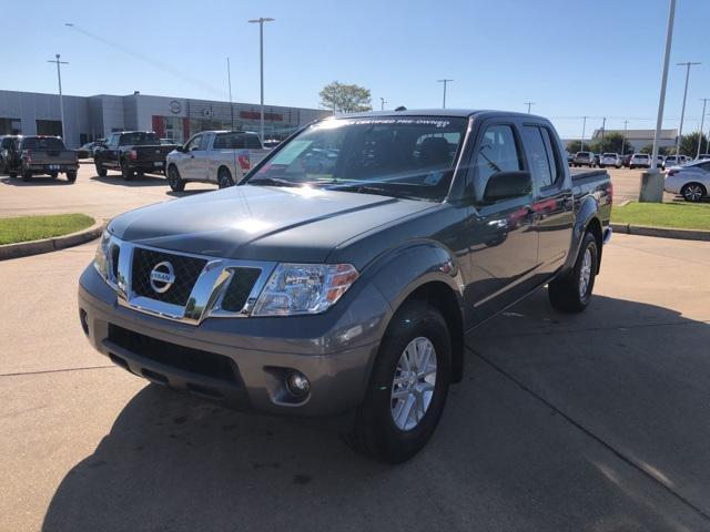 2018 Nissan Frontier SV V6 [4]