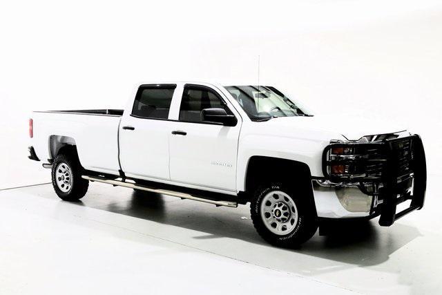 2018 Chevrolet Silverado 2500Hd Work Truck [1]