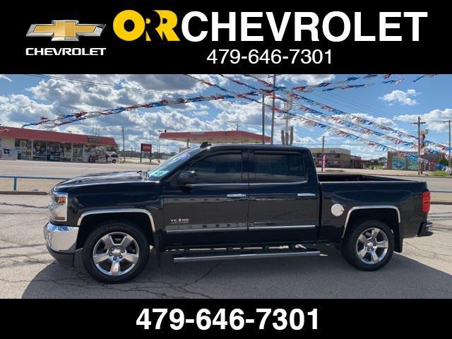 2016 Chevrolet Silverado 1500 LT [3]