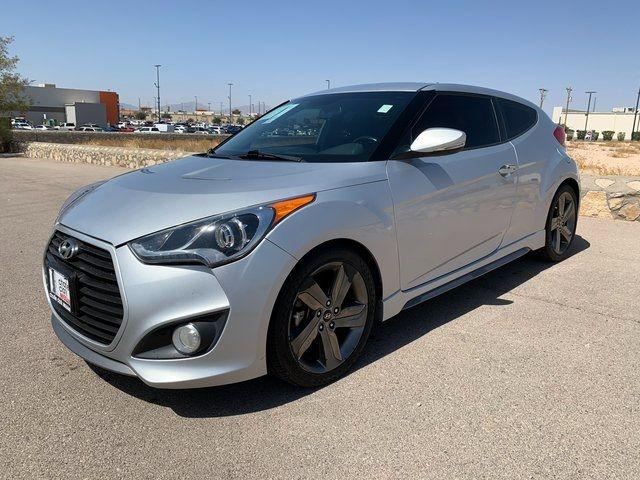 2015 Hyundai Veloster Turbo for sale in El Paso, TX