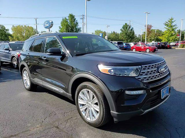 2021 Ford Explorer Limited for sale in Gurnee, IL