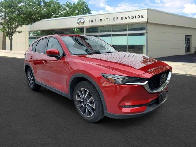 2017 Mazda Cx-5 Grand Touring [0]