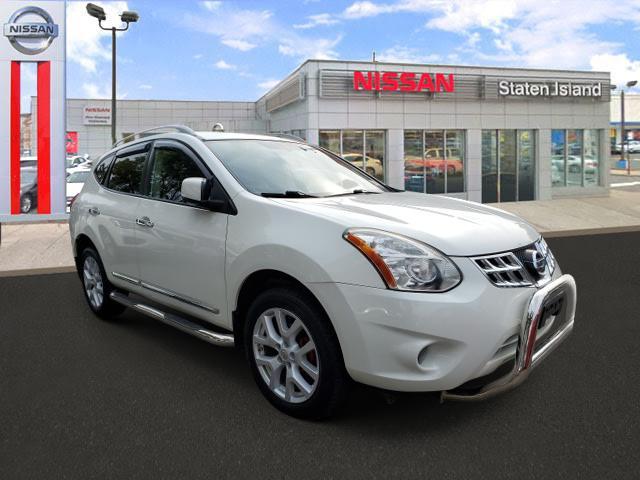 2013 Nissan Rogue SL [9]