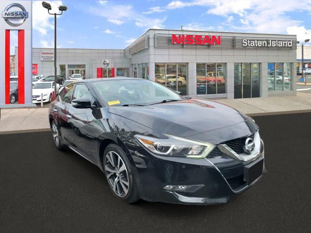 2017 Nissan Maxima SV [0]