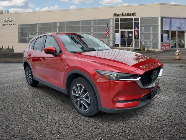 2017 Mazda Cx-5 Grand Touring [1]