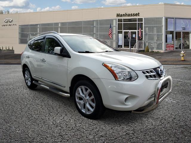 2013 Nissan Rogue SL [0]