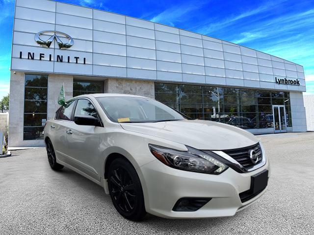 2017 Nissan Altima 2.5 SR [4]