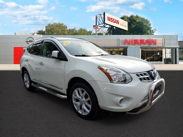2013 Nissan Rogue AWD 4dr SL [9]