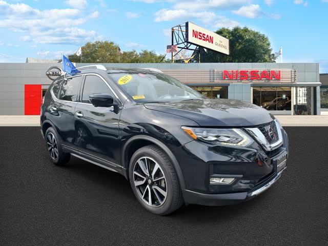 2017 Nissan Rogue AWD SL [3]
