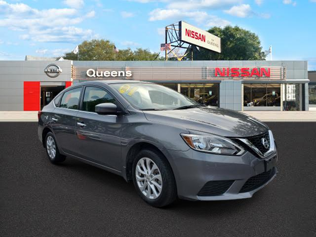 2019 Nissan Sentra SV CVT *Ltd Avail* [11]