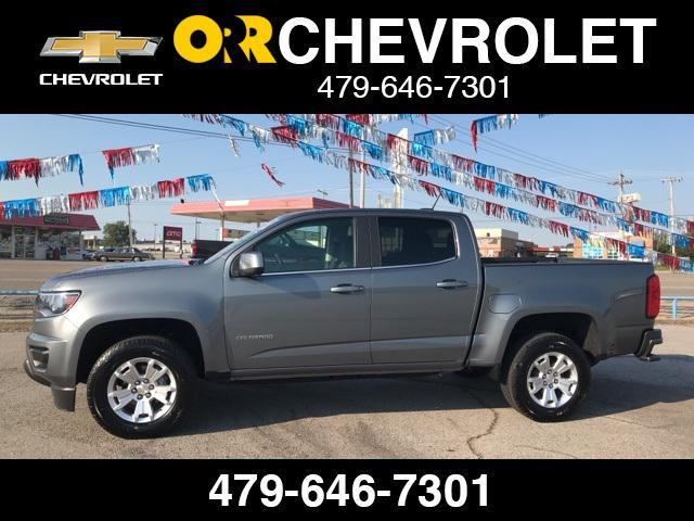 2020 Chevrolet Colorado 2WD LT [0]
