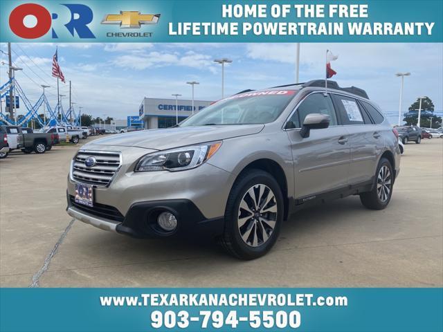 2017 Subaru Outback Limited [1]