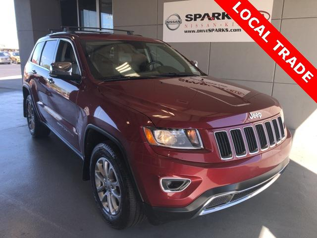 2014 Jeep Grand Cherokee Limited [4]
