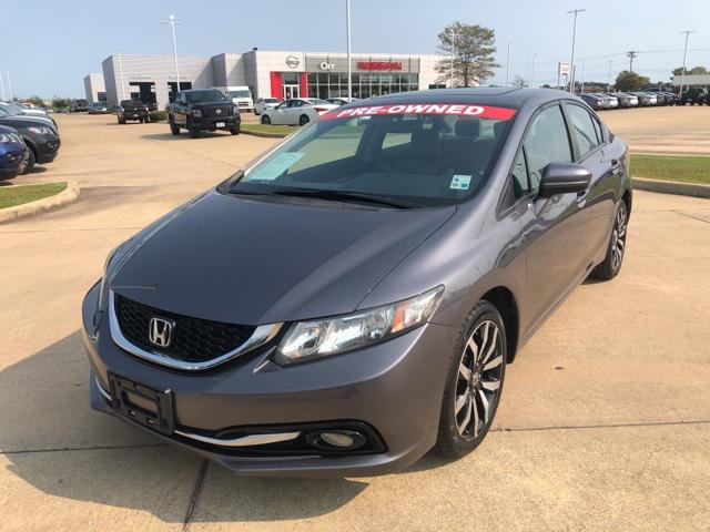 2014 Honda Civic Sedan EX-L [7]