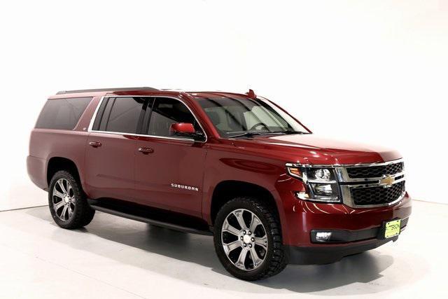 2019 Chevrolet Suburban LT [9]