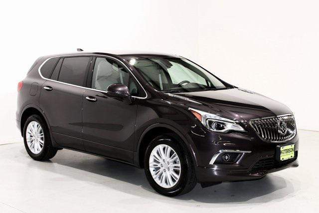 2017 Buick Envision Preferred [18]