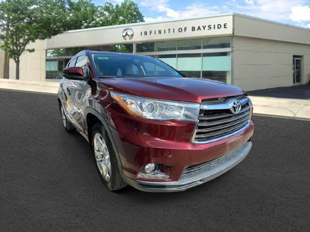 2015 Toyota Highlander Limited [0]