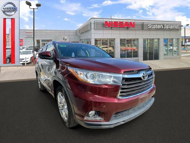 2015 Toyota Highlander Limited [1]
