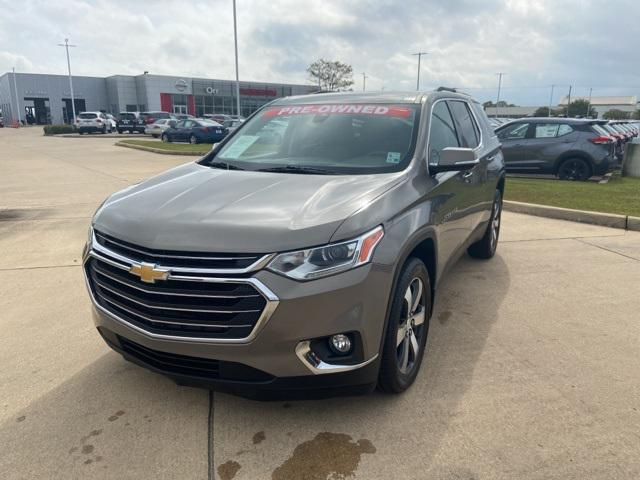 2018 Chevrolet Traverse LT Leather [15]