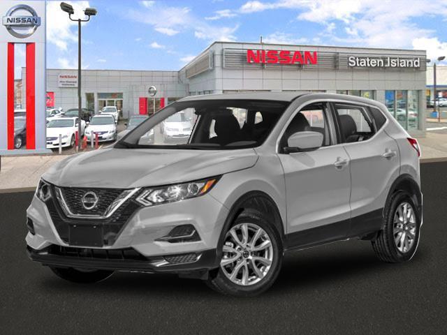 2020 Nissan Rogue Sport S [12]