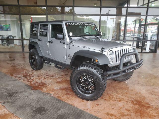 2015 Jeep Wrangler Unlimited Sport for sale in Denver, NC