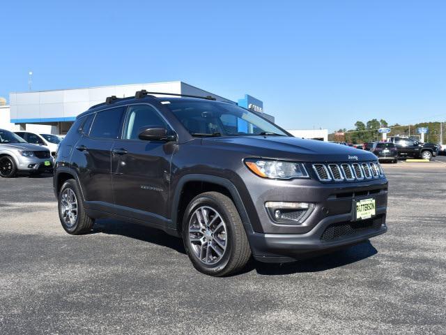 2017 Jeep Compass Latitude [7]