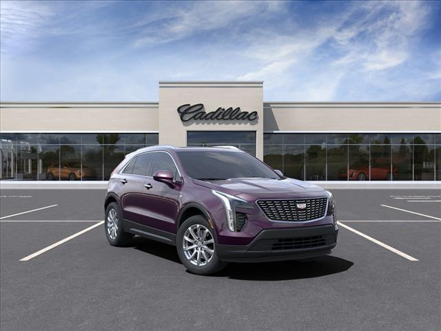2021 Cadillac XT4 FWD Luxury for sale in Ellicott City, MD