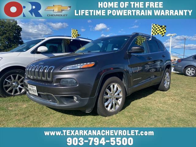 2014 Jeep Cherokee Limited [7]