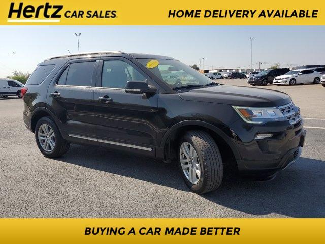 2019 Ford Explorer XLT for sale in San Antonio, TX
