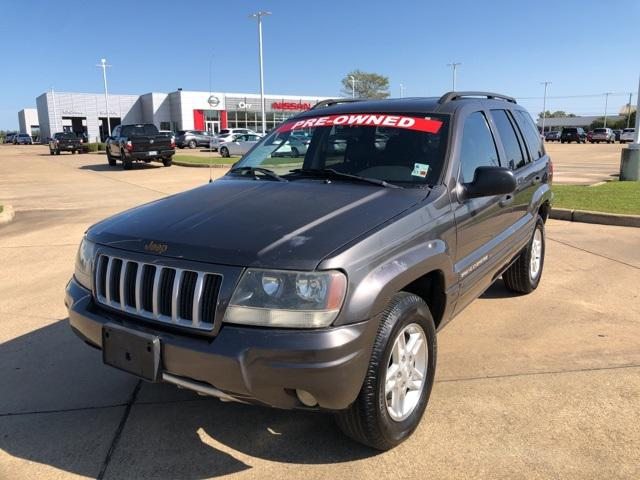 2004 Jeep Grand Cherokee Laredo [4]
