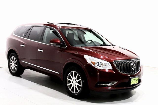 2017 Buick Enclave Leather [1]
