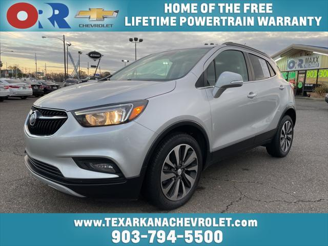 2018 Buick Encore Preferred II [14]