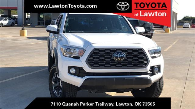 2020 Toyota Tacoma 4Wd TRD Offroad [16]