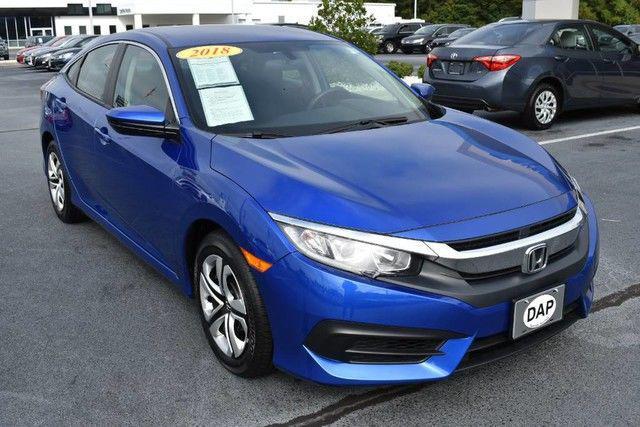 2018 Honda Civic Sedan LX for sale in Rocky Mount, NC