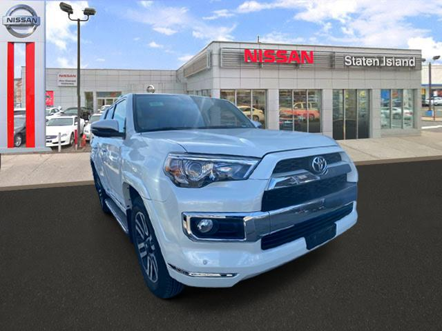 2018 Toyota 4Runner Limited [1]