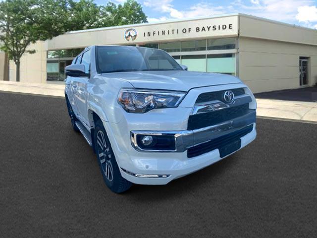 2018 Toyota 4Runner Limited [0]