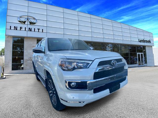 2018 Toyota 4Runner Limited [2]