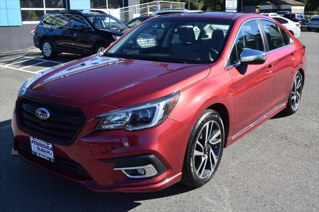 2019 Subaru Legacy Sport for sale in Bremerton, WA