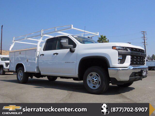 2020 Chevrolet Silverado 2500Hd Work Truck [16]