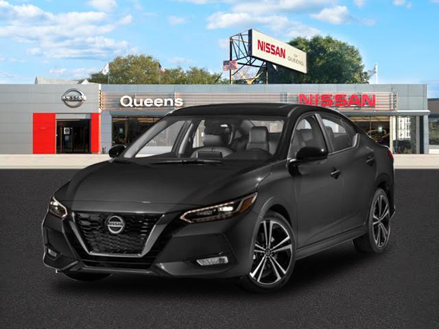 2020 Nissan Sentra SR [10]