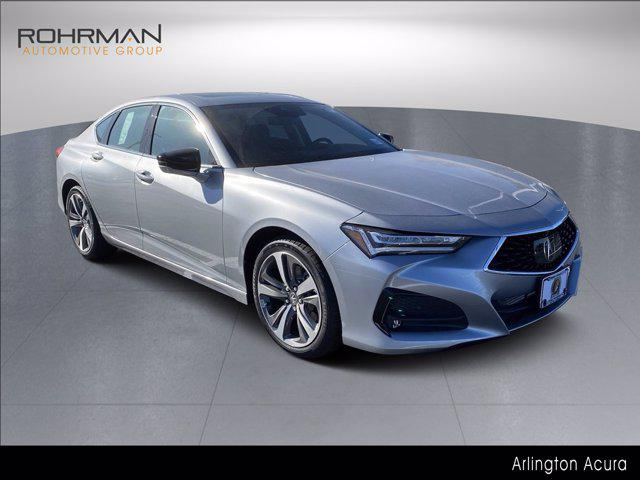 2021 Acura TLX w/Advance Package for sale in Palatine, IL