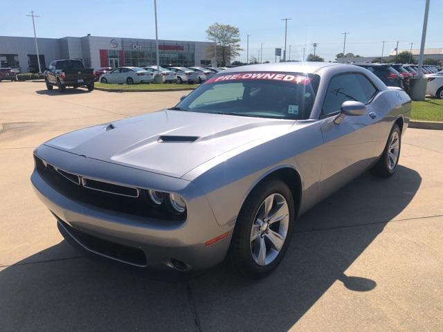 2017 Dodge Challenger SXT [0]