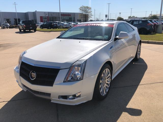 2014 Cadillac Cts Coupe Performance [0]