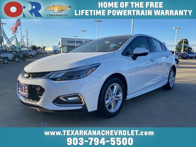 2018 Chevrolet Cruze LT [15]