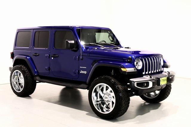 2018 Jeep Wrangler Unlimited Sahara [3]