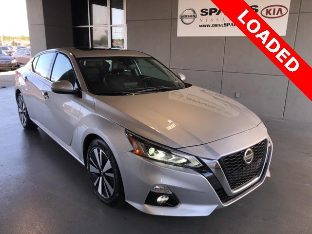 2020 Nissan Altima 2.5 SL [0]
