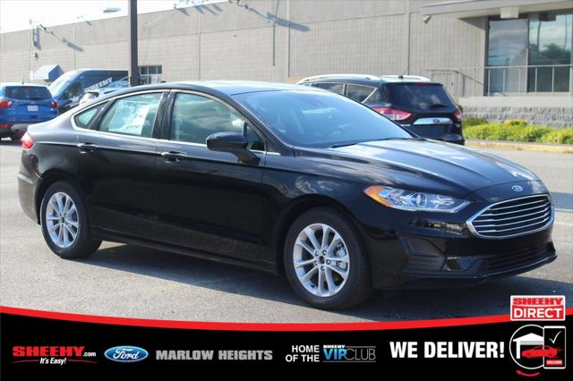 2020 Ford Fusion SE for sale in Marlow Heights, MD