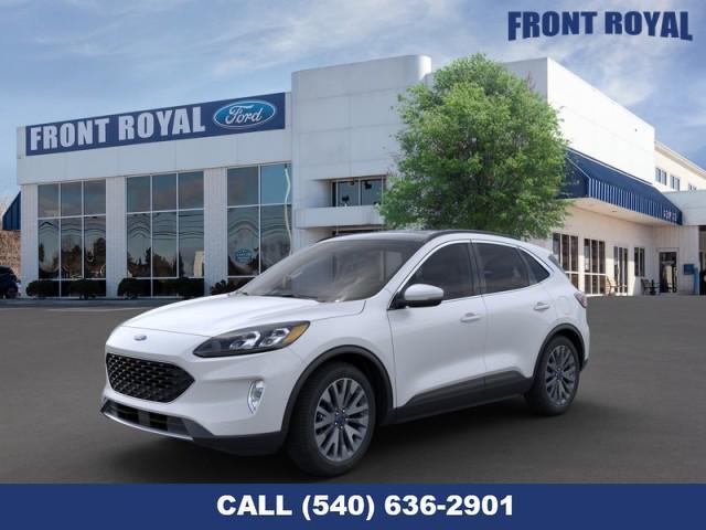 2020 Ford Escape Titanium for sale in Front Royal, VA