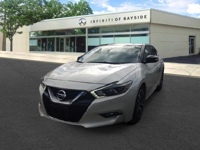 2017 Nissan Maxima SV [18]